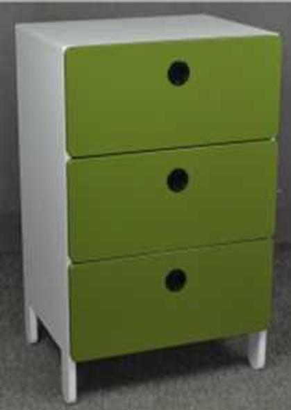 Harbin 3 drawer Cabinet