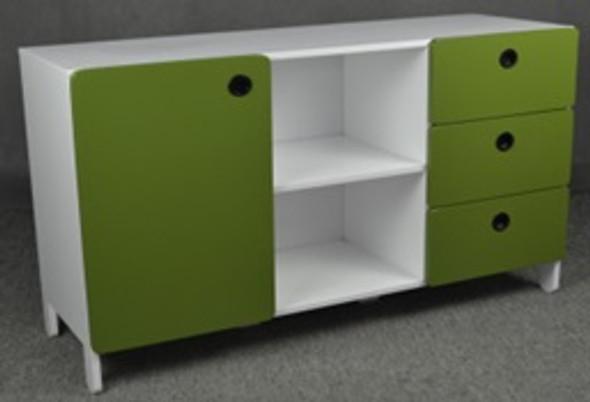 Harbin Sideboard with 1 door 2 drawer