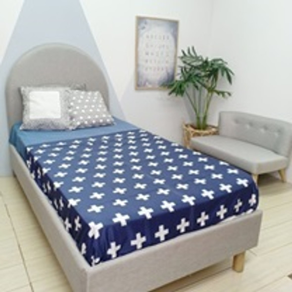 Palladium Moon Single Bedframe