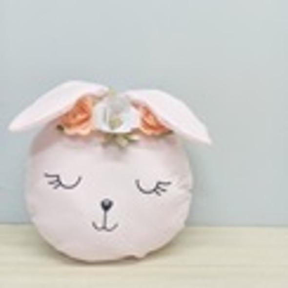 Plush Pals II Bunny Decorative Pillow