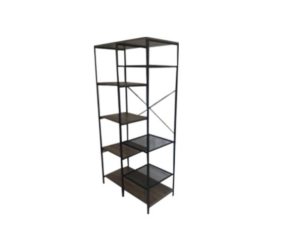 K Hagen II Divider Metal Shelf
