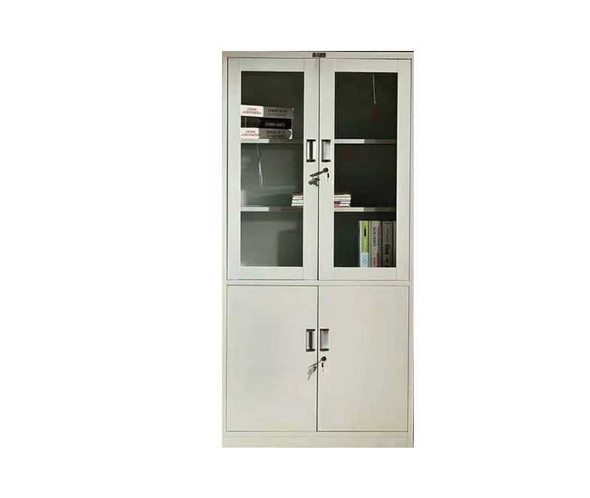 SHANEN BW-Glass Full Cabinet w/ 2 Doors