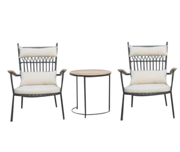 Vea 2 Seater Outdoor Set