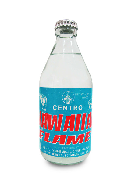 CENTRO C-42 HAWAIIAN FLAME ALCOHOL 350CC