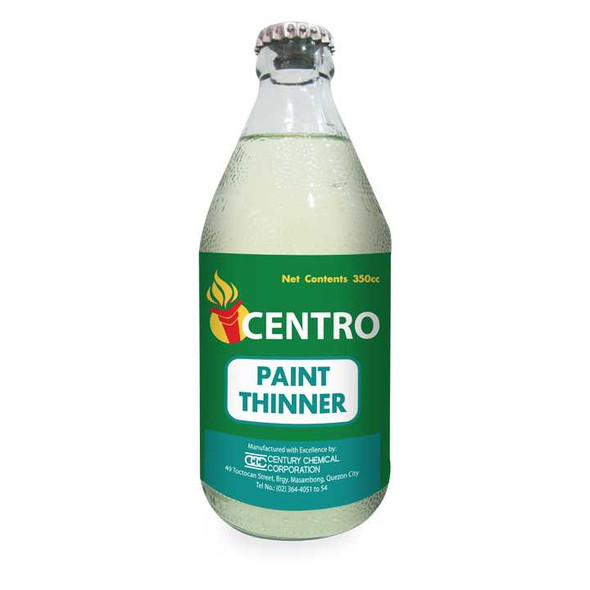 CENTRO C-33 PAINT THINNER 350CC