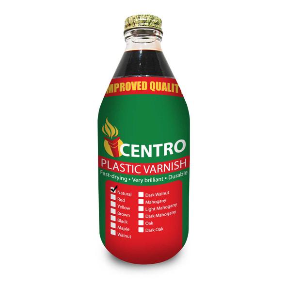CENTRO PLASTIC VARNISH S-WRAP NATURAL 350CC