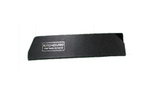 KG-10W 10IN KNIFE GUARD WIDE BLACK