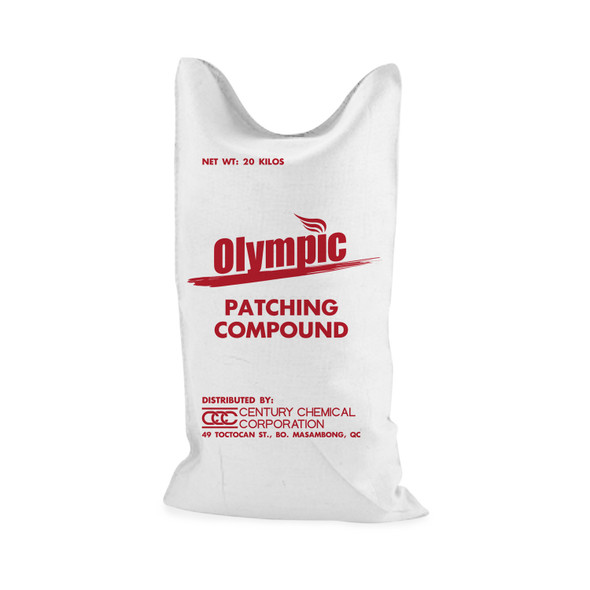 OLYMPIC PATCHING COMPOUND 20KG