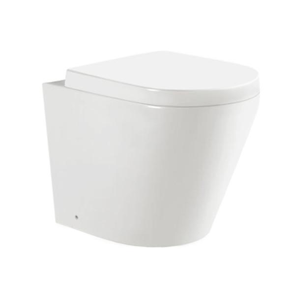 TEUER WEBBER FSC-10015 FLOOR-STANDING WATER CLOSET