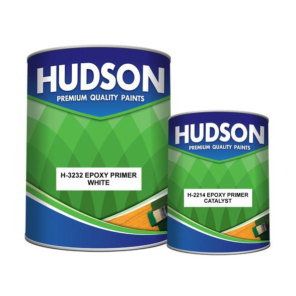 HUDSON H-3232 EPOXY PRIMER WHITE W/ CATALYST 4L