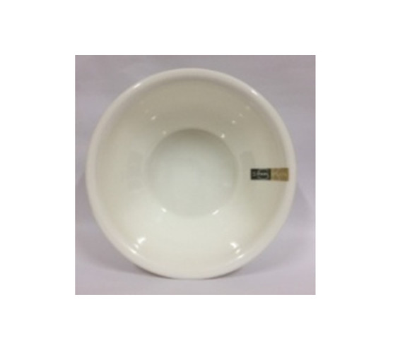 DEEP BOWL MELAMINE ROUND WHITE 10""