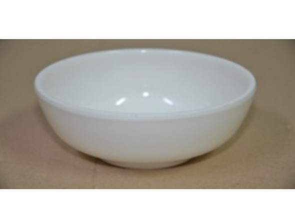RICE BOWL MELAMINE ROUND WHITE