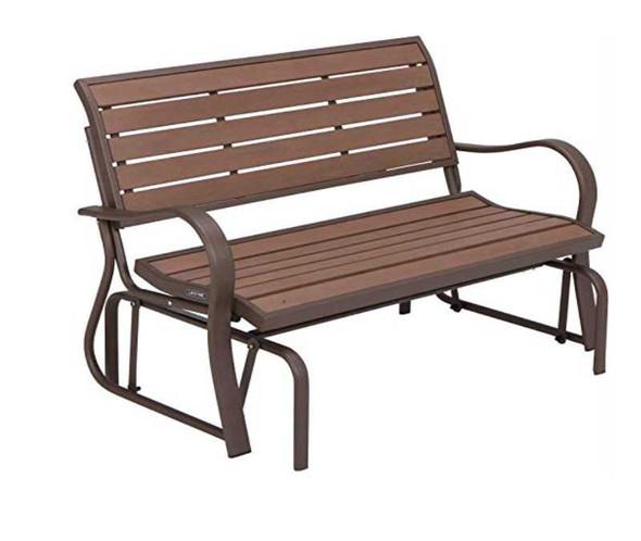 Lifetime 60290 Glider Bench