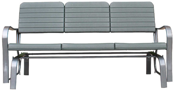 Stacia 3 seater Glider Bench