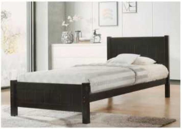 Omaima Kaylee Wooden Bedframe