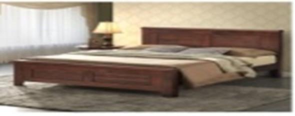 Hilton Wooden Bedframe