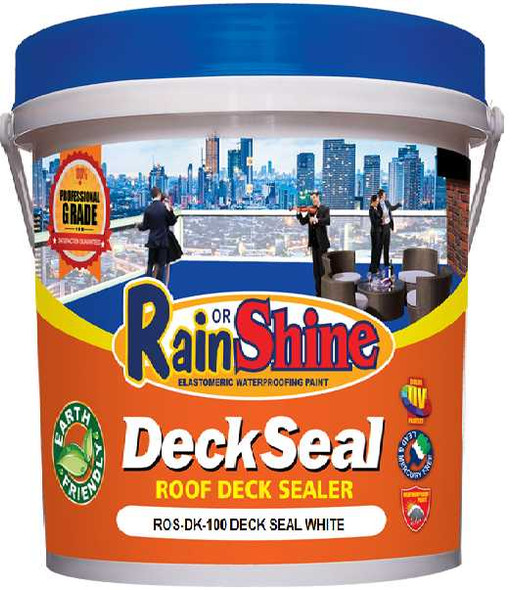 RAIN OR SHINE ROS-DK-100 DECK SEAL WHITE