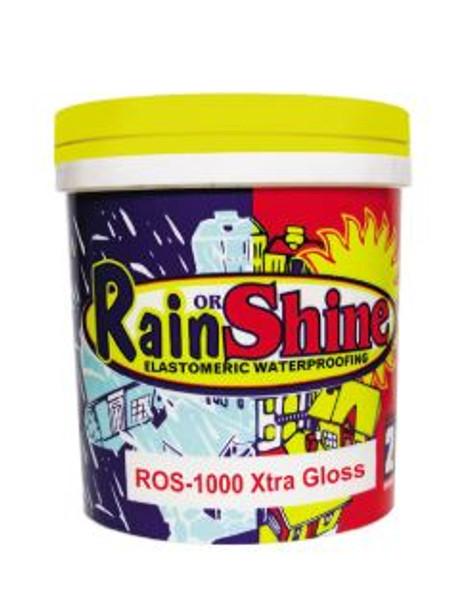 RAIN OR SHINE ROS-1000 XTRA GLOSS