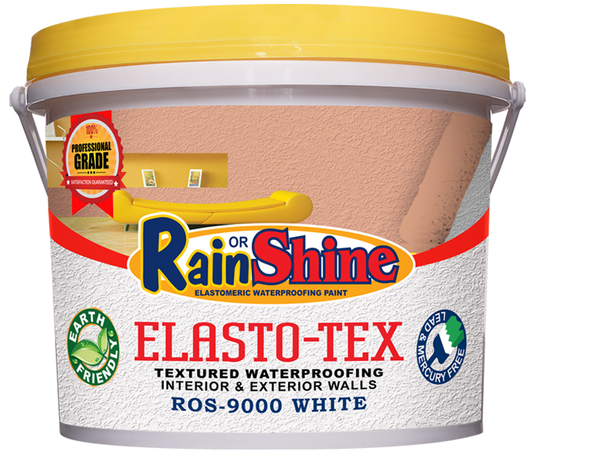 RAIN OR SHINE ROS-9000 ELASTOTEX WHITE