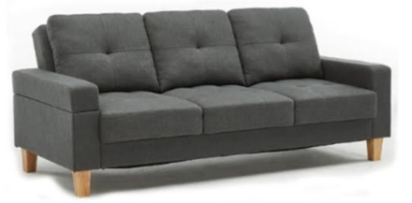 Ibisa OFT2 3 seater Sofa Bed