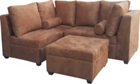 Reese EC-410 L-type Sofa Set in Fabric
