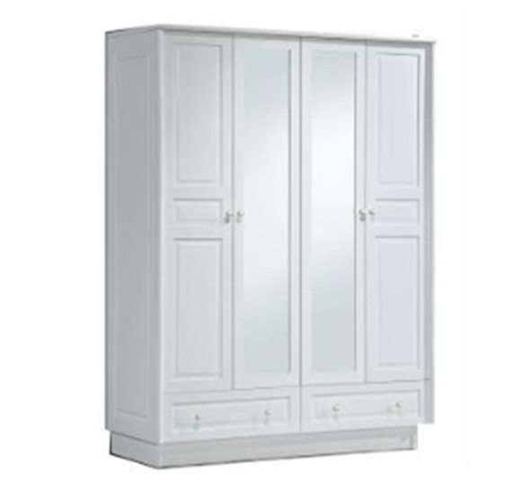 Oskie Lamar 4 door Cabinet
