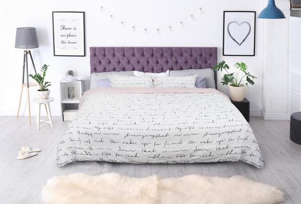 HomeThreads Queen Ikea2 3-Piece Fitted Bedsheet Set
