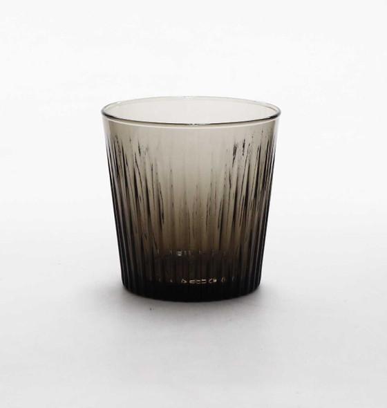 8 OZ. ROCK GLASS TAUPE