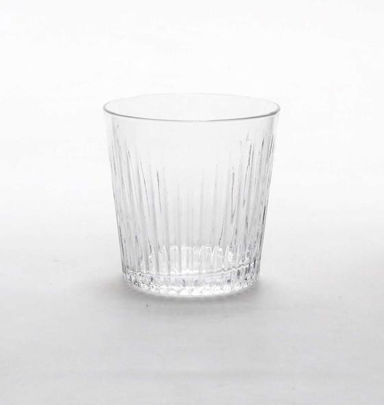 8 OZ. ROCK GLASS  CLEAR