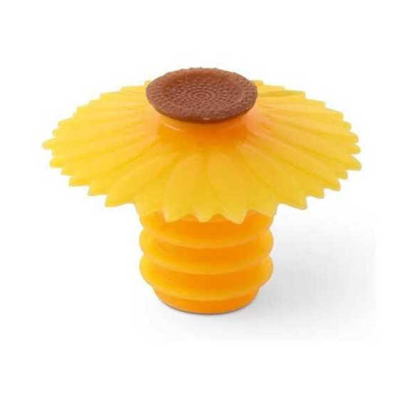 1945482 SUNFLOWER BOTTLE STOPPER