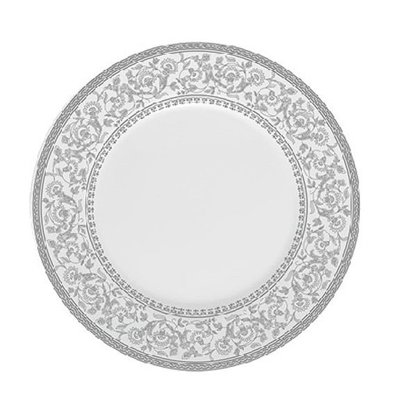 "Sovrana Persian Silver 9"" Soup Plate"