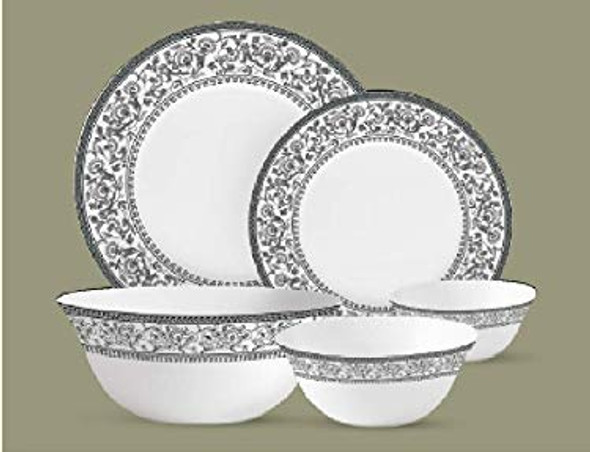 "Sovrana Persian Gray 11.5"" Full Plate"
