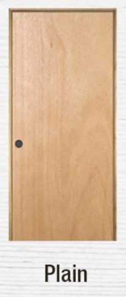 TERRAWOOD Flush Door Plain