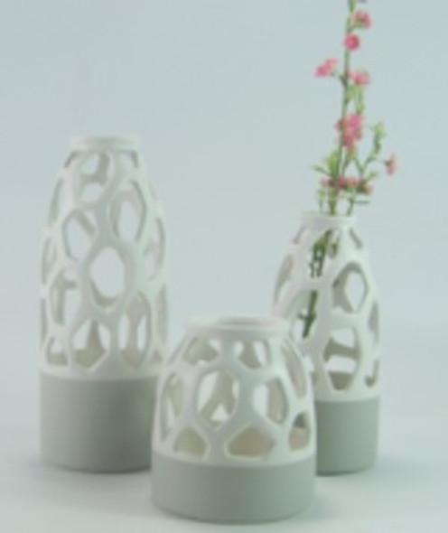 Ceramic Vase Mesh Design