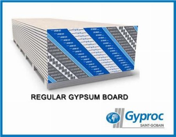 Gyproc Ordinary Gypsum Board 4'x8'