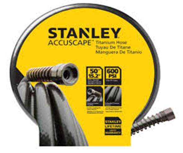 STBDS6623-TITANIUM GARDEN HOSE 600PSI 50'X5/8
