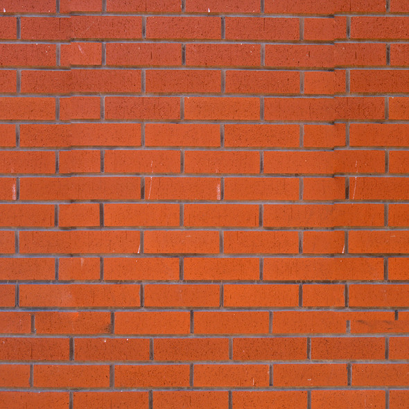 BRICKART Brick Design MDF Board 4'x8' 4mm Black