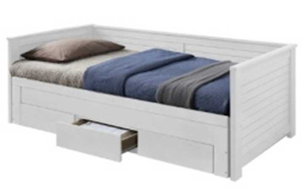 Maggy Athena Wooden Daybed with Drawers