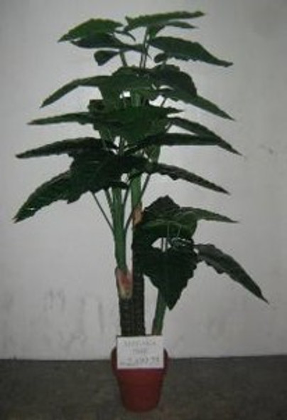 Artificial Plant Alocasia Tree