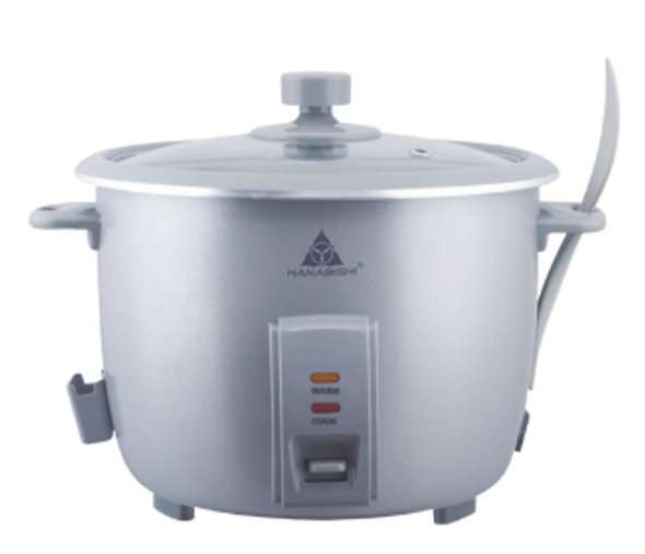 HANABISHI HHRC18CERC Rice Cooker
