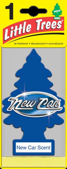 LITTLE TREE AIR FRESHENER TRAD. NEW CAR