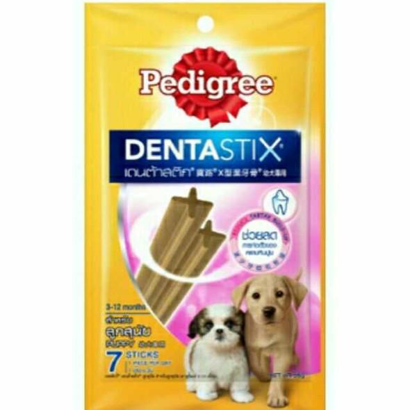 PEDIGREE PET FOOD DENTASTIX FOR PUPPY 56G