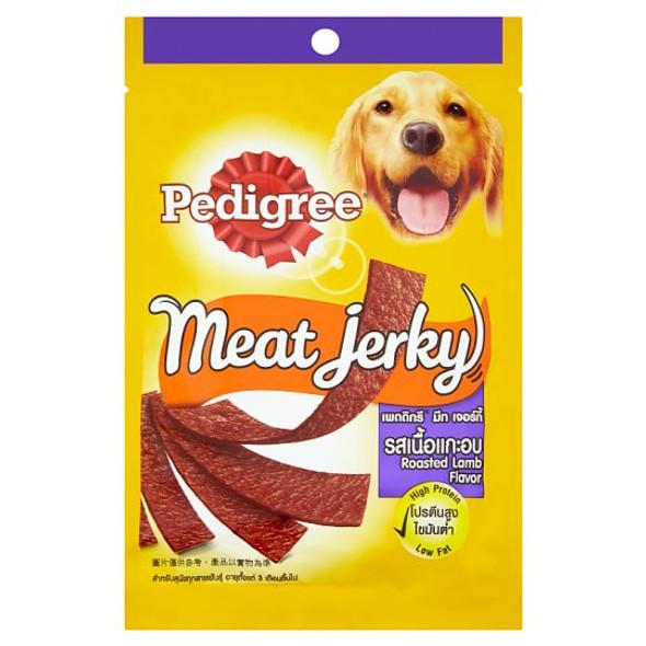 PEDIGREE MEAT JERKY ROASTED LAMB (60+20G)
