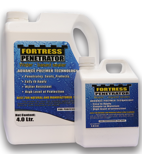 FORTRESS PENETRATOR WATER BASED SEALER