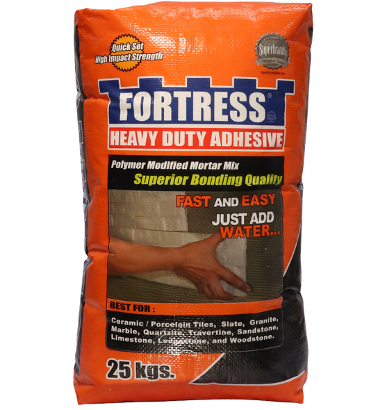 FORTRESS HEAVY DUTY ADHESIVE 25KG