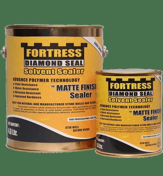 FORTRESS DIAMOND SOLVENT SEALER MATTE FINISH