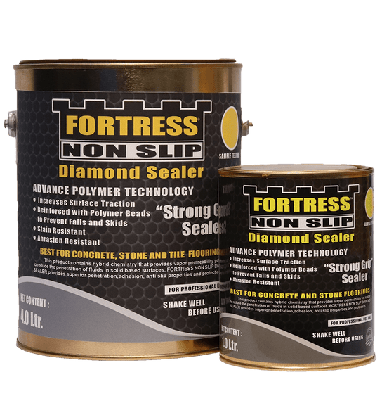 FORTRESS NON SLIP DIAMOND SEALER 1LITER