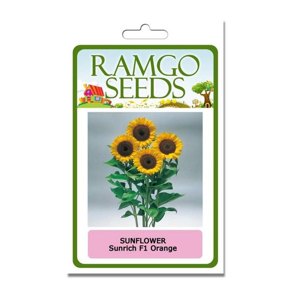 RAMGO FLOWER SEEDS SUNFLOWER