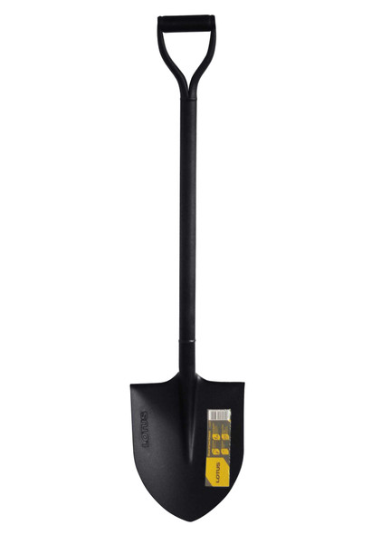 LOTUS STEEL SHOVEL POINTED LTSS1000M
