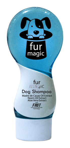 FURMAGIC DOG SHAMPOO BLUE 1000ML